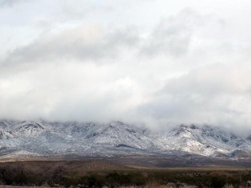 El Paso Snow Dec09
