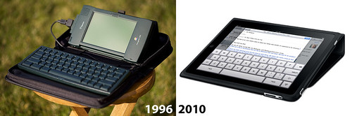 Newton and iPad Cases - See the similarities?