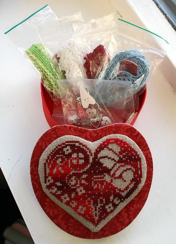 Heart Exchange from Rósa
