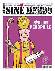 L'église pédophile (Siné Hebdo)