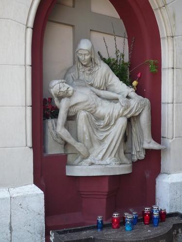 Piedad en los Franciscanos de Sarajevo
