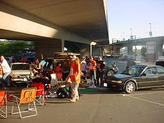 """CFL Tailgating 1 • <a style=""""font-size:0.8em;"""" href=""""http://www.flickr.com/photos/9516353@N03/4035741159/"""" target=""""_blank"""">View on Flickr</a>"""