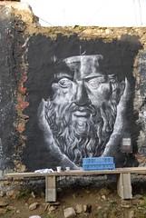 Platon, painted portrait _DDC3938
