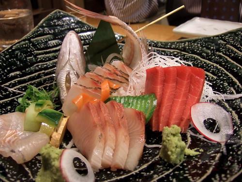 Sushi Taro kaiseki