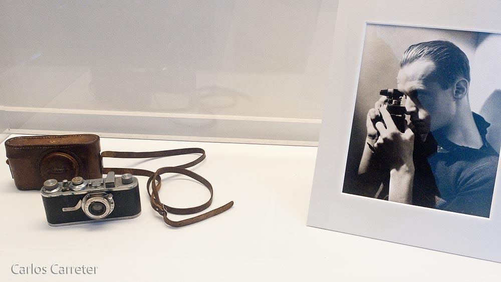 La primera Leica de Henri