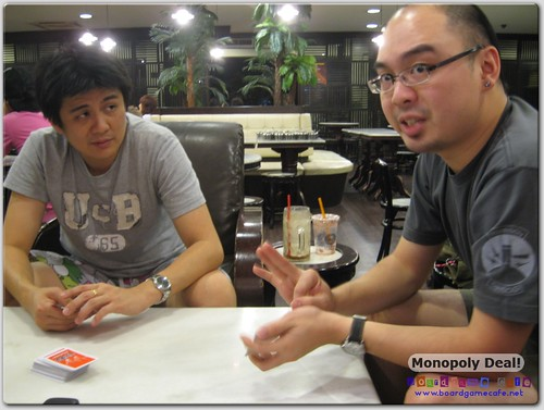 BGC Meetup - Monopoly Deal