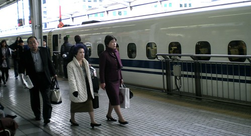 Shinkansen, ShinOsaka station