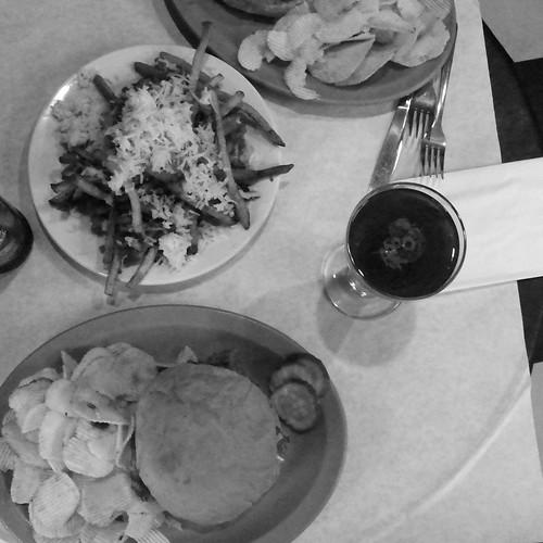 Dinner At Flatiron
