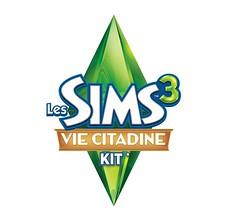 Les Sims 3 Vie Citadine - Logo