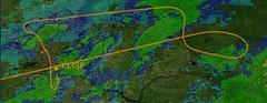 NW 188 via FlightAware