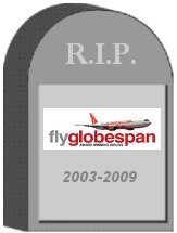Flyglobespan Tombstone