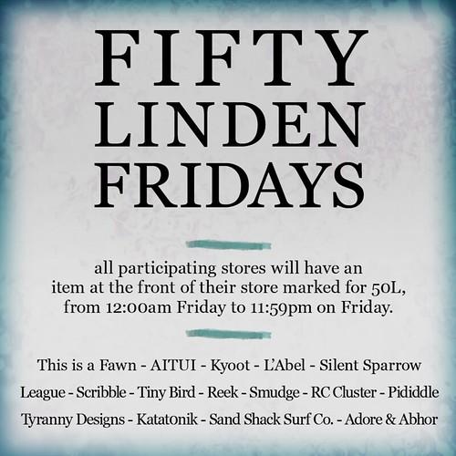 50L Fridays - Week 23