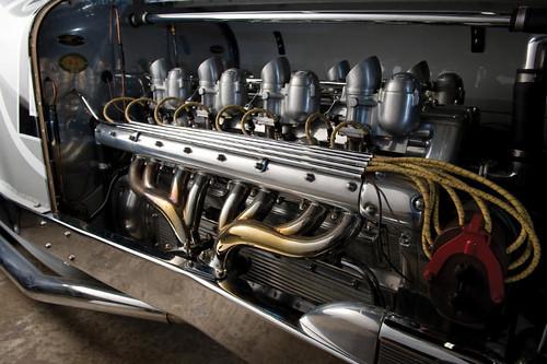 Wallpaper High Quality Bugatti Veyron Engine Cutaway