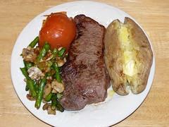 Dinner (Feb 27, 2010)