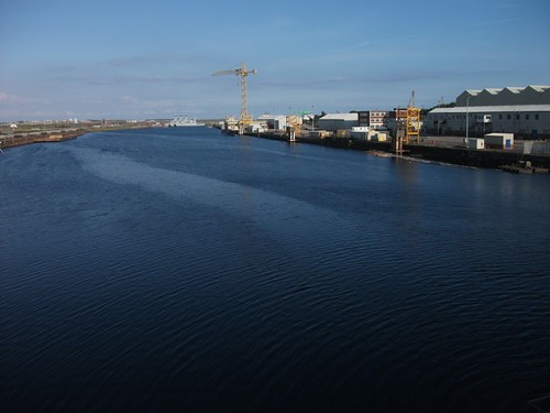 Buccleuch Dock