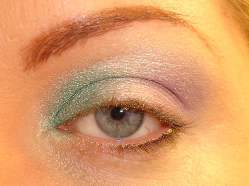 Sephora Eyeshadow Look