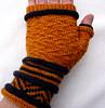 olympick knit mitt
