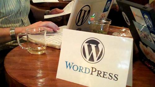 March WordPress Meetup