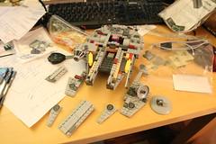 Falcon Mod Step - 01