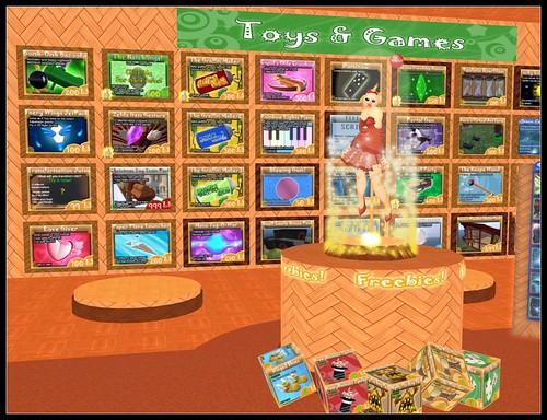 Kero's Toybox
