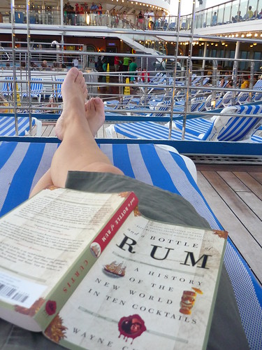 Fitting litterature for a Caribbean cruise