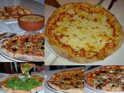olivia's pizza