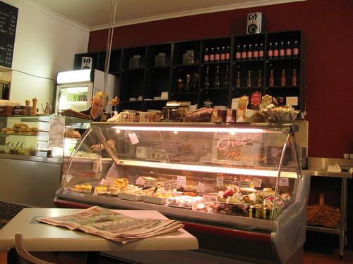 Inside La Cusina Del Caffe