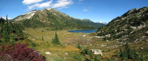 Rainbow Lake, 20 Sep 2009