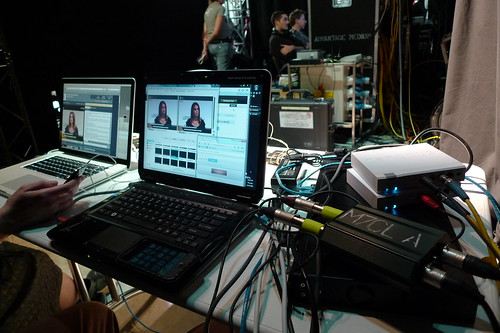 Ustream command central
