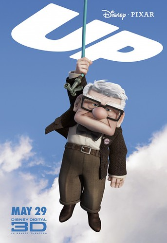 Up (2009) poster 4