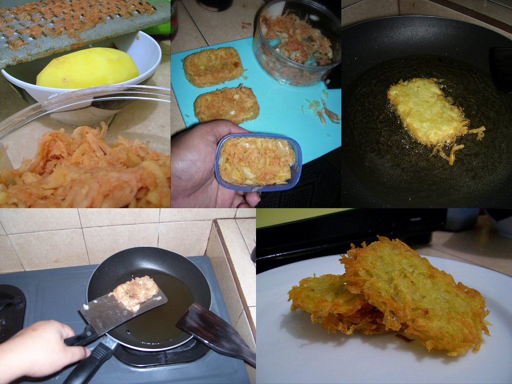 Home Made Hashbrowns