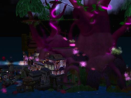 Lemondrop's Forest Sim