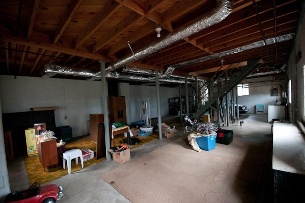 Before: Garage