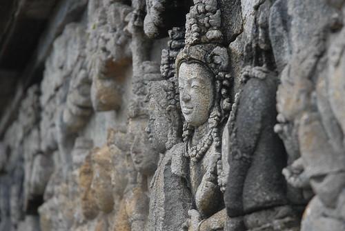 En Route: Borobudur's Buddhist Bounty