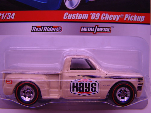 custom '69 Chevy Pickup (1)