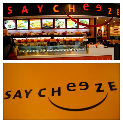 say cheeze