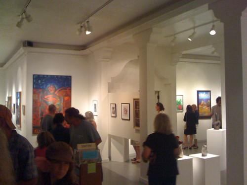 EHCC Gallery Spring Arts Exhibit