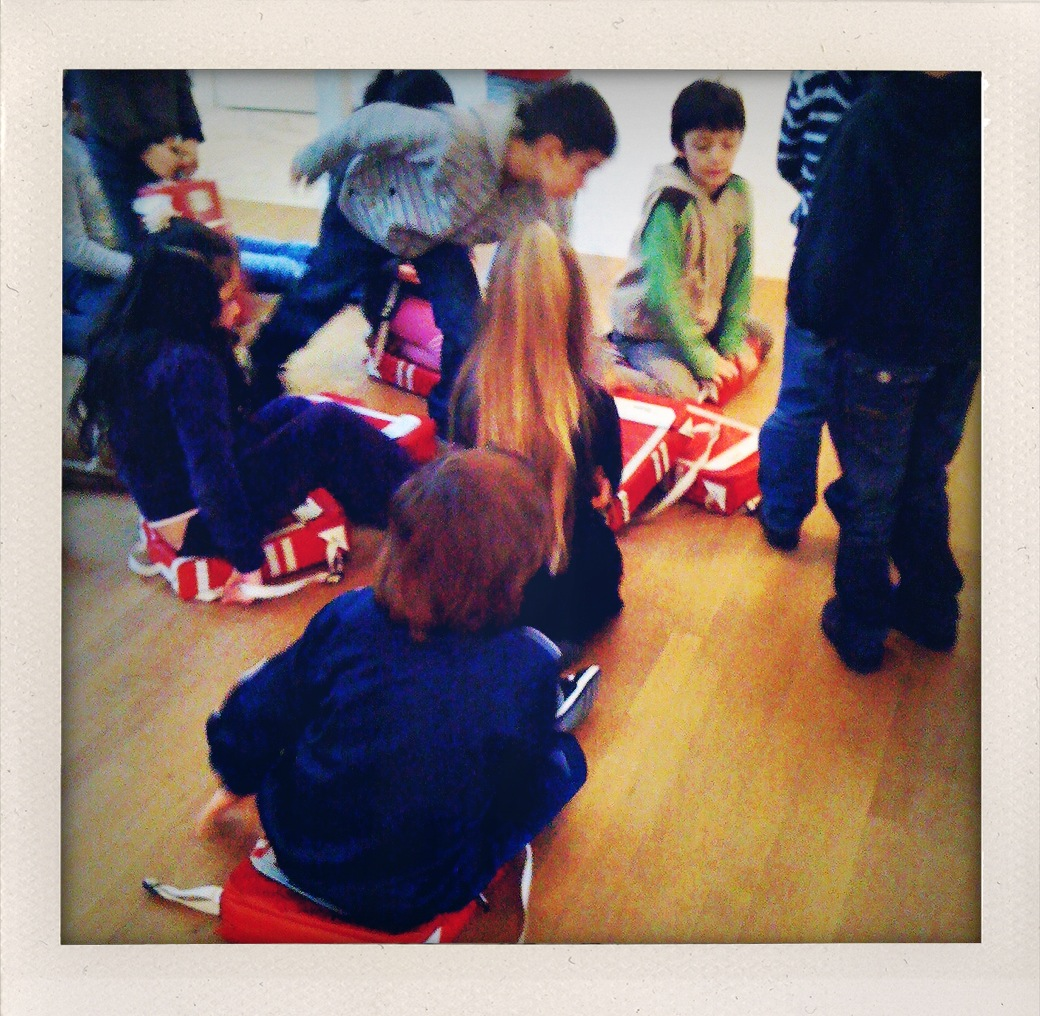 foam - actividades para los niños