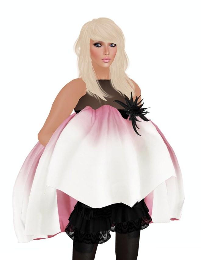 -Glam Affair - Linda Dress -  Pink