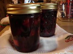 Apple Cranberry Jam