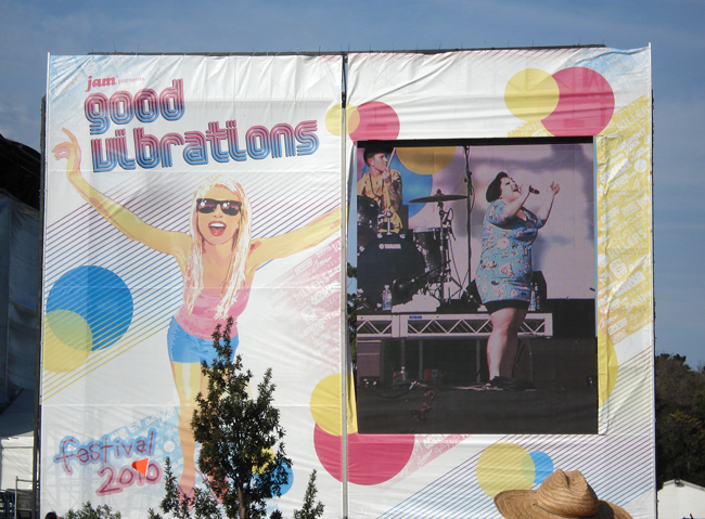 Good Vibrations Festival Melbourne