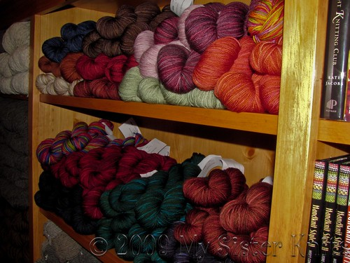 Madelinetosh Yarn Has Arrived