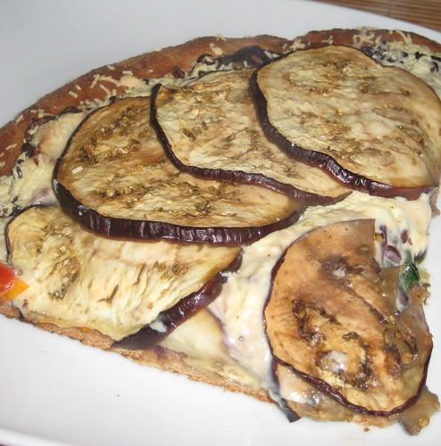 VPS - Caramelized Onions, Yellow Squash, Purple Barley, Oven Dried Grape Tomatoes, Eggplant