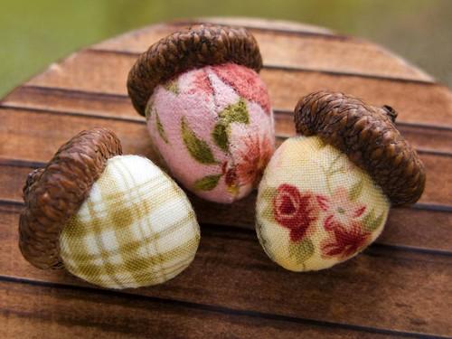 Spring Acorns