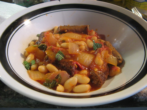 Like cassoulet, but much cheaper and faster to make
