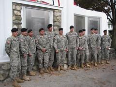 26th Yankee Brigade members