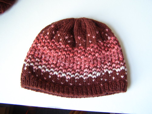 cherry liqueur reflection hat