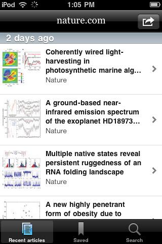 Nature App 01