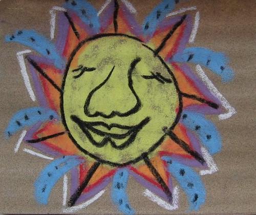 sun chalk