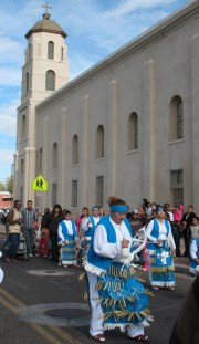 Matachines dance in Phoenix - Photos: Valeria Fernández